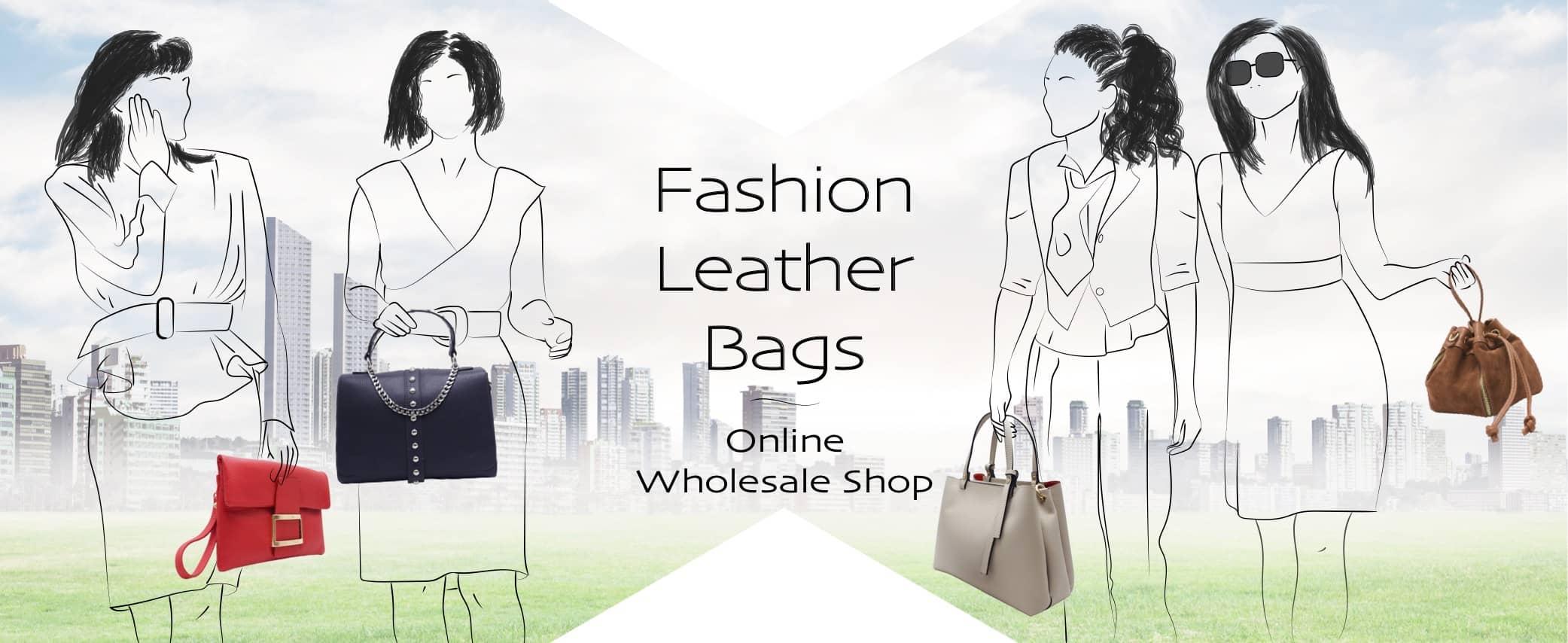 Wholesale Leather Handbags: Online Wholesale Catalog Bags